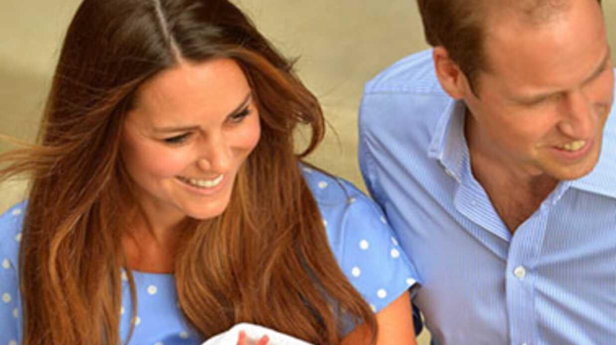 L'accouchement de Kate Middleton a duré 11 heures