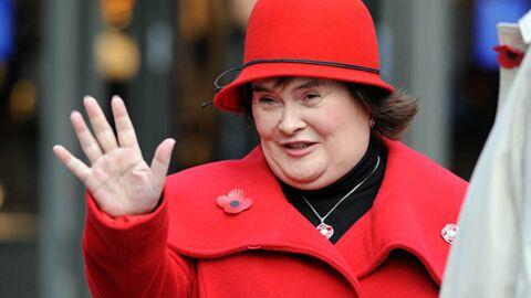 Susan Boyle rachète ses propres vêtements à une friperie
