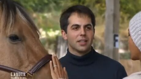 L'Amour est dans le pré: Thomas accusé de cruauté envers son cheval