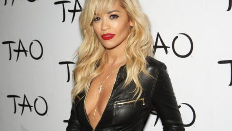PHOTOS Rita Ora: son look de catwoman sexy fait flop
