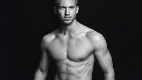 PHOTOS Calvin Harristout en muscles et en slip pour la nouvelle campagne Emporio Armani
