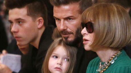 David Beckham: un nouveau tatouage en l'honneur de sa fille