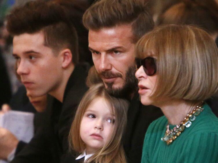 David Beckham : un nouveau tatouage en l'honneur de sa fille