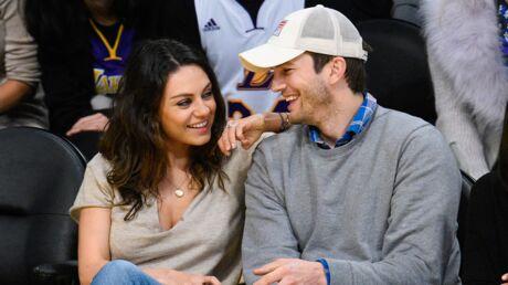 Mila Kunis révèle qu'Ashton Kutcher et elle portent des alliances à moins de 90 euros