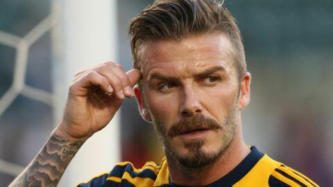 David Beckham triste d'avoir été écarté de l'équipe olympique