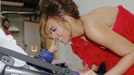 PHOTOS La fille de Beyoncé possède déjà des vêtements haute couture