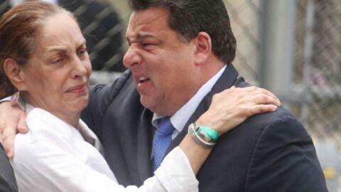 DIAPO L'émotion du clan Soprano aux obsèques de James Gandolfini