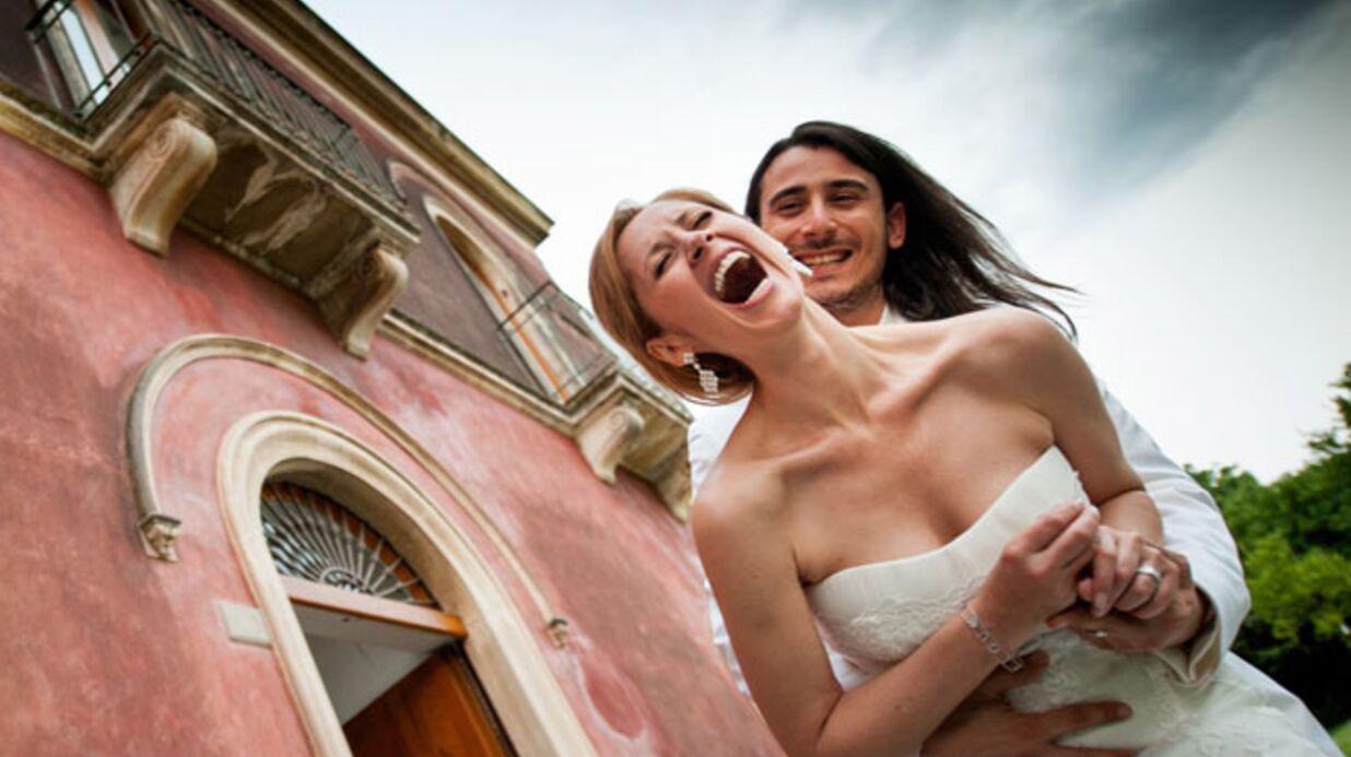 Lara Fabian s'est mariée avec un magicien italien!