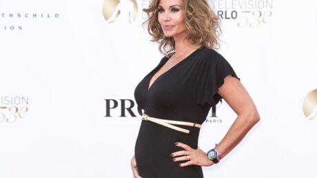 Ingrid Chauvin a souffert d'un début de grossesse compliqué