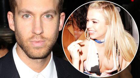 PHOTOS Calvin Harris oublie Taylor Swift en draguant une bimbo anglaise par SMS