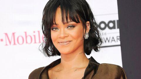 VIDEO Un fan filme Rihanna en petite tenue, vue d'en bas…