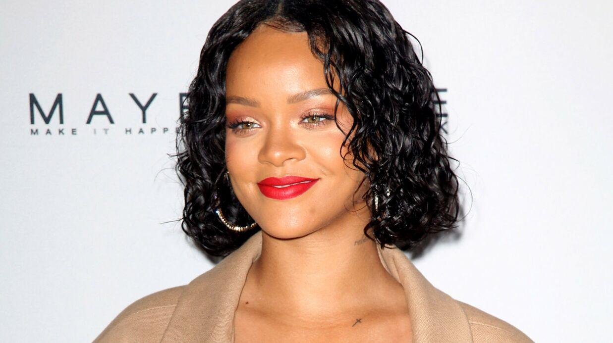 Rihanna: TRÈS proche d'un beau brun, la chanteuse ne serait plus célibataire