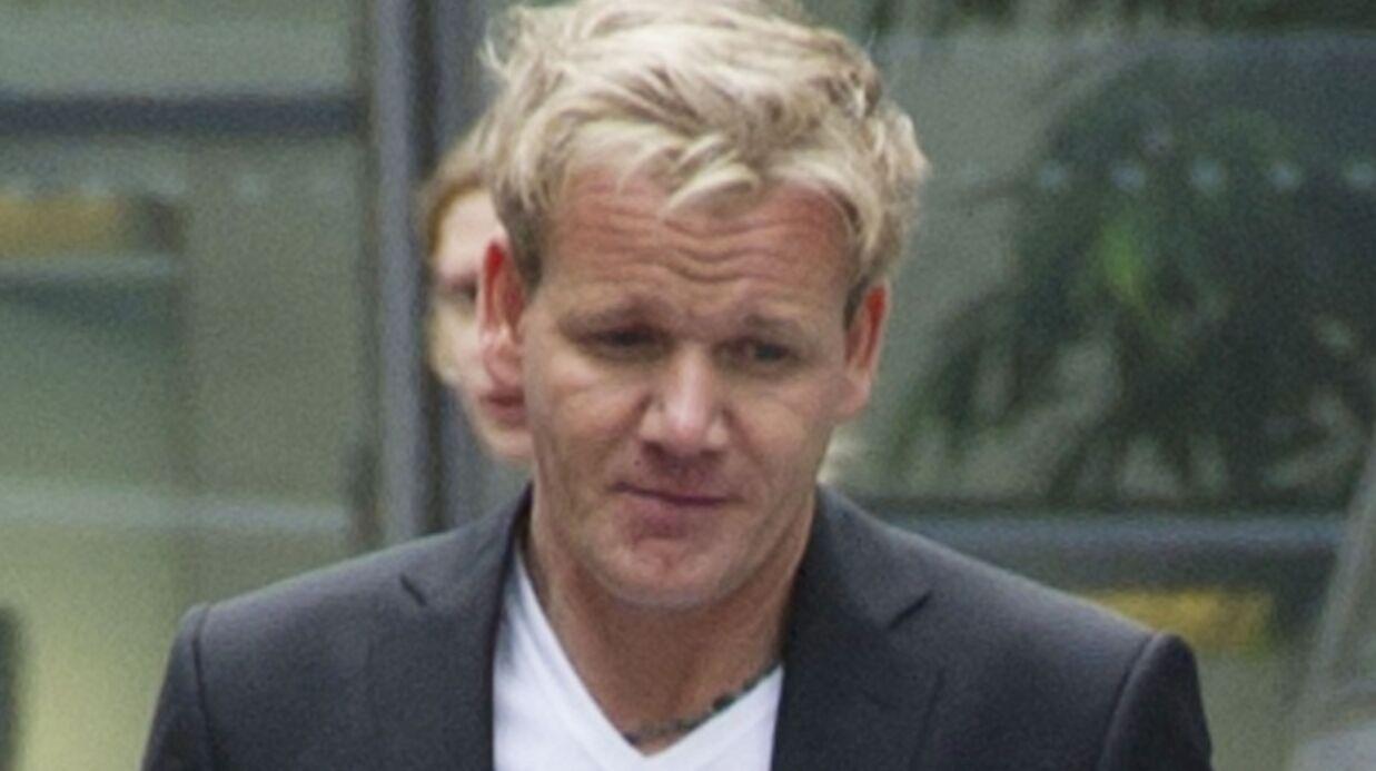 VIDEO Gordon Ramsay (Cauchemar en cuisine) blessé au Soccer Aid