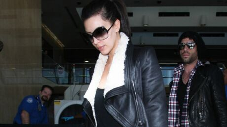 Kim Kardashian accuse British Airways de vol