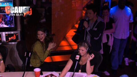 VIDEO Selena Gomez se fait draguer par Kev Adams