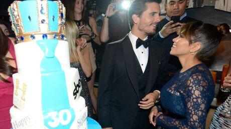 DIAPO La grosse fête de Scott Disick (M. Kourtney Kardashian) pour ses 30 ans