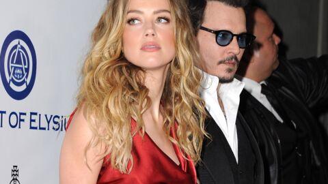 Amber Heard balance sur Johnny Depp et l'accuse d'être alcoolique et toxicomane