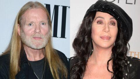 Cher dévastée par la mort de son ex-mari, le chanteur Gregg Allman