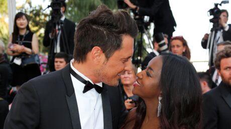 PHOTOS Cannes 2017: Hapsatou Sy et Vincent Cerutti, le couple le plus amoureux de Cannes