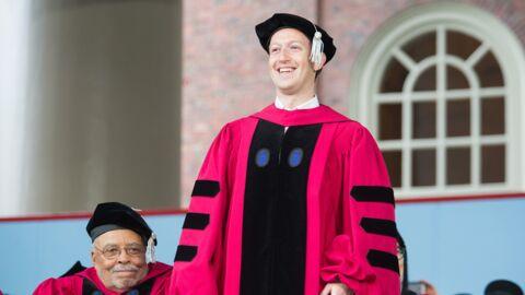 Enfin diplômé, Mark Zuckerberg s'empresse de l'annoncer à sa mère