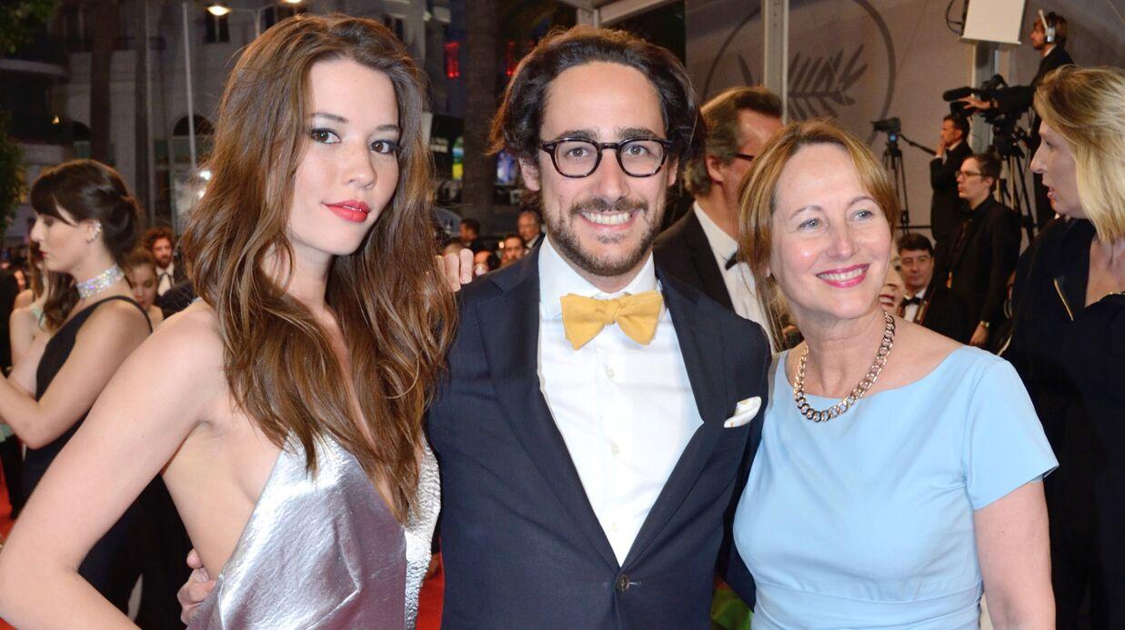 PHOTOS Cannes 2017: Thomas Hollande et Emilie Broussouloux pour la montée des marches de «You were never really here»