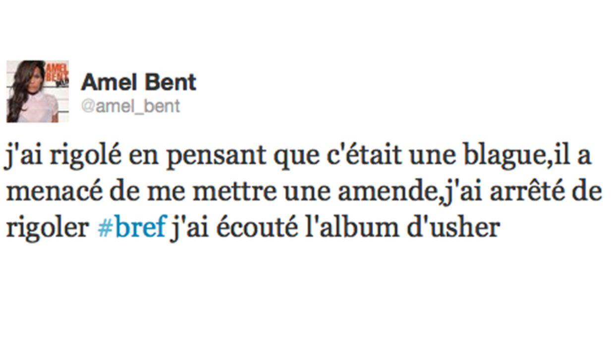 Amel Bent arrêtée par la police pour «tapage diurne»
