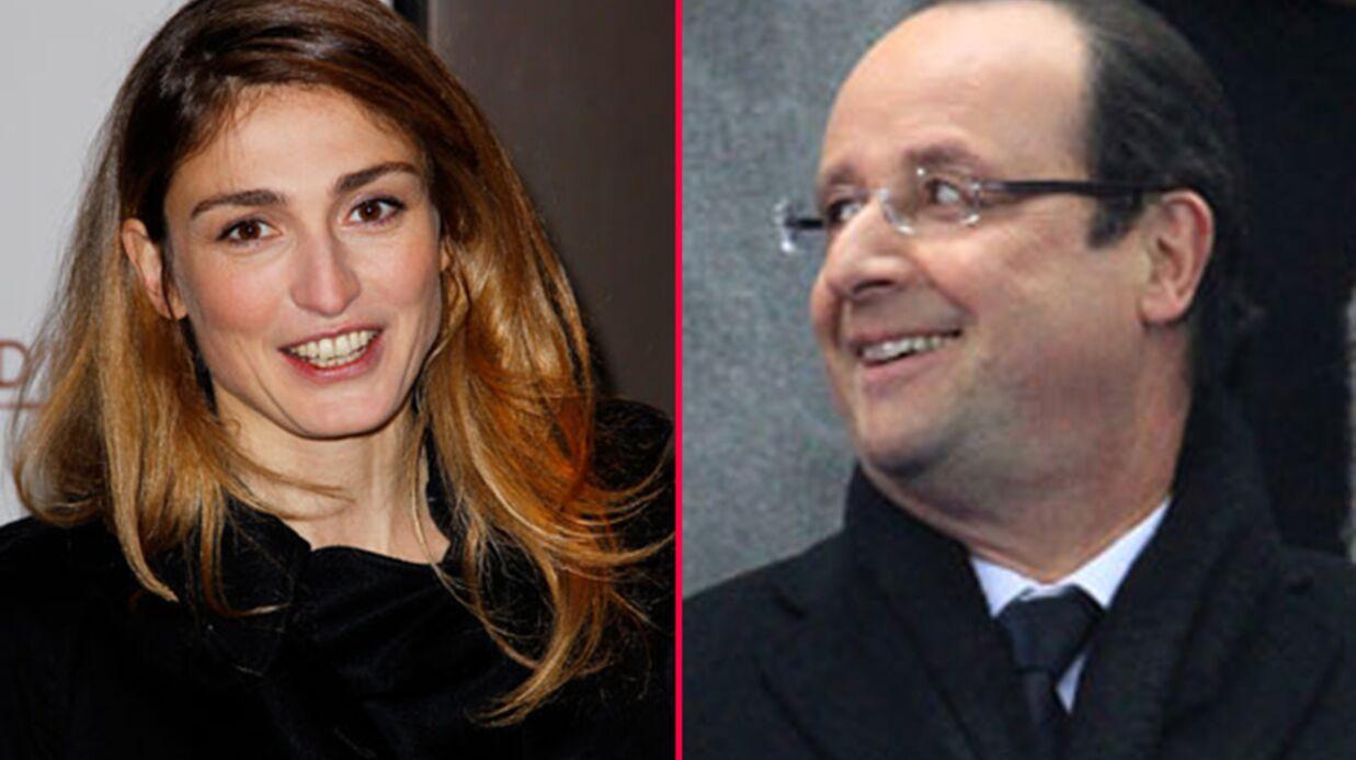 François Hollande – Julie Gayet: itinéraire d'une rumeur