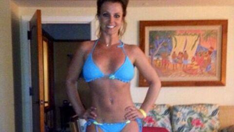 PHOTOS Britney Spears: en bikini, elle affiche sa ligne retrouvée