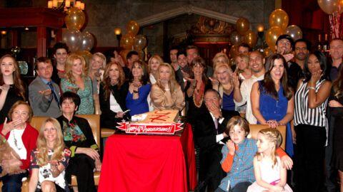DIAPO Tous les acteurs des Feux de l'amour ont fêté les 41 ans de la série!