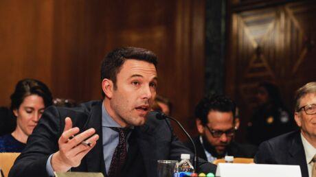Ben Affleck: sa déclaration à Jennifer Garner devant les sénateurs