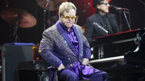 Elton John en froid avec sa mère depuis sept ans