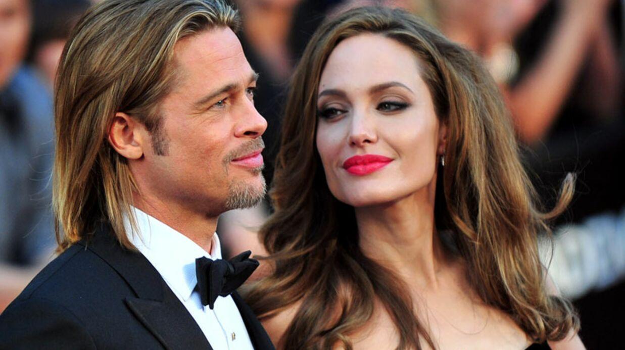 Brad Pitt: le mariage avec Angelina Jolie, c'est pour «bientôt»