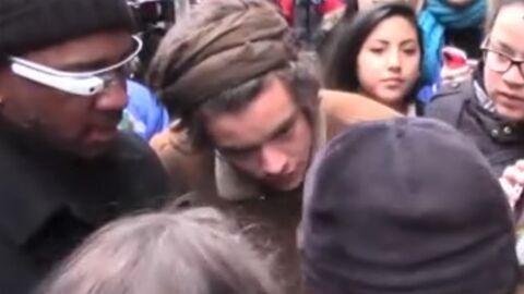Harry Styles porte secours à une fan en détresse