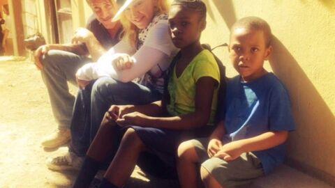 Les retrouvailles de Madonna et Sean Penn en Haïti