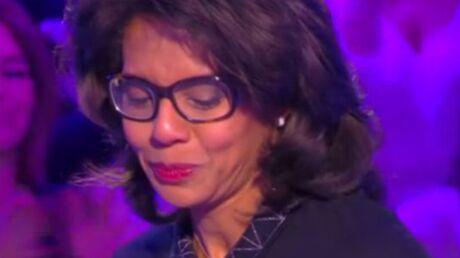 Audrey Pulvar en larmes face à Alain Souchon et Laurent Voulzy