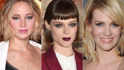DIAPO La nouvelle tendance coiffure à Hollywood