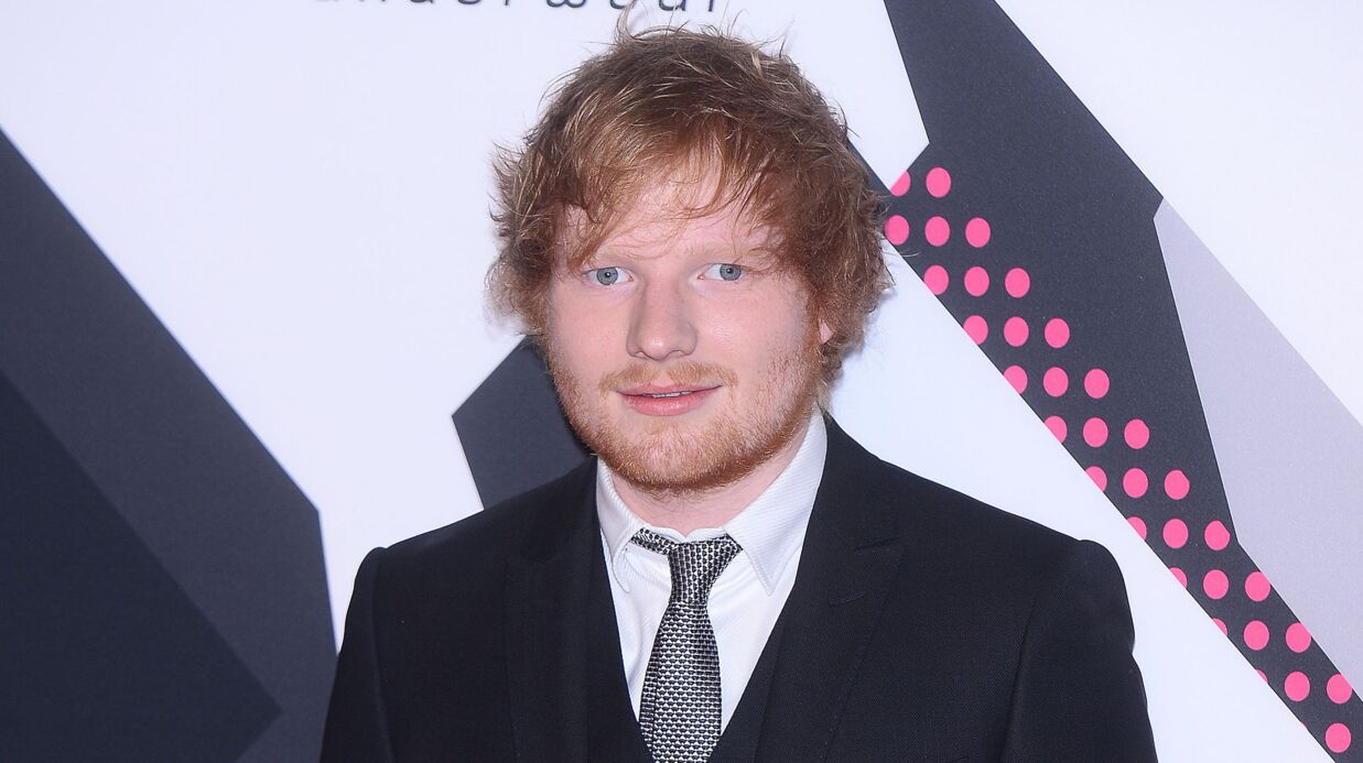 Ed Sheeran: un membre de la famille royale a failli lui crever un œil avec une épée