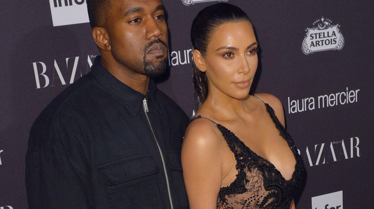Kanye West hospitalisé: Kim Kardashian ne quitte plus son chevet