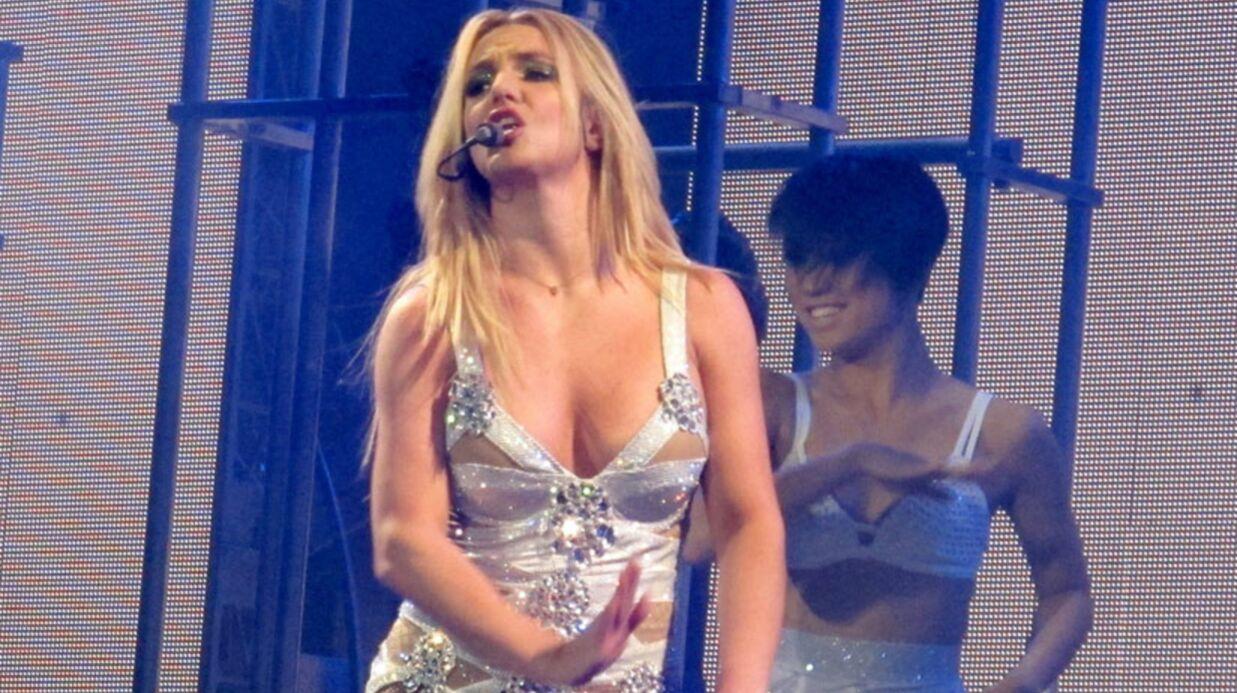 Britney Spears: sa tournée est une galère
