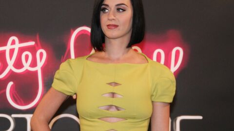 Katy Perry en a assez des chanteuses qui se dénudent tout le temps