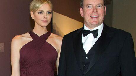 DIAPO Albert II et Charlène de Monaco en amoureux pour célébrer Grace Kelly