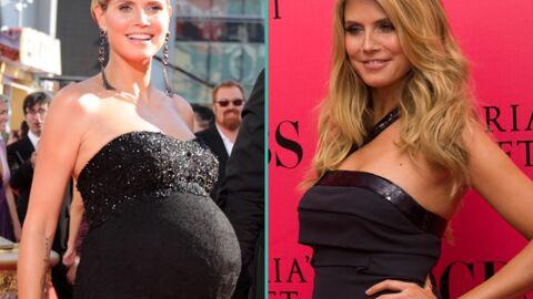 DIAPO Ces stars qui ont perdu leurs kilos de grossesse en un clin d'œil