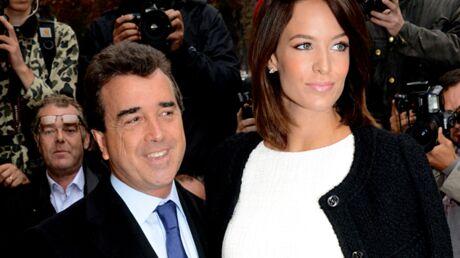 Jade Foret, la femme d'Arnaud Lagardère, de nouveau enceinte