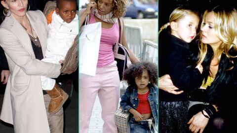 DIAPO Vous avez connus ces enfants de stars tous petits, ils ont bien changé!