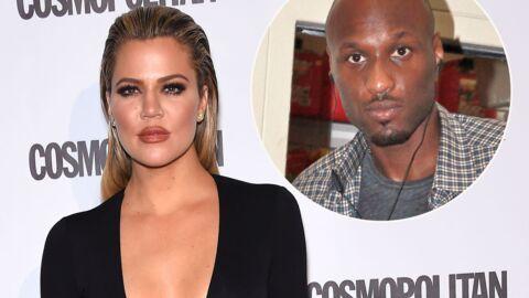 Khloé Kardashian dément: elle n'est pas retombée dans les bras de Lamar Odom