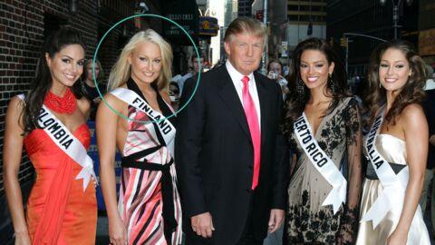 Donald Trump a peloté contre son gré Miss Finlande, parce qu'elle ressemblait à sa femme «en plus jeune»