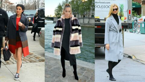 Mode: notre sélection de 20 manteaux tendance pour l'automne-hiver 2016