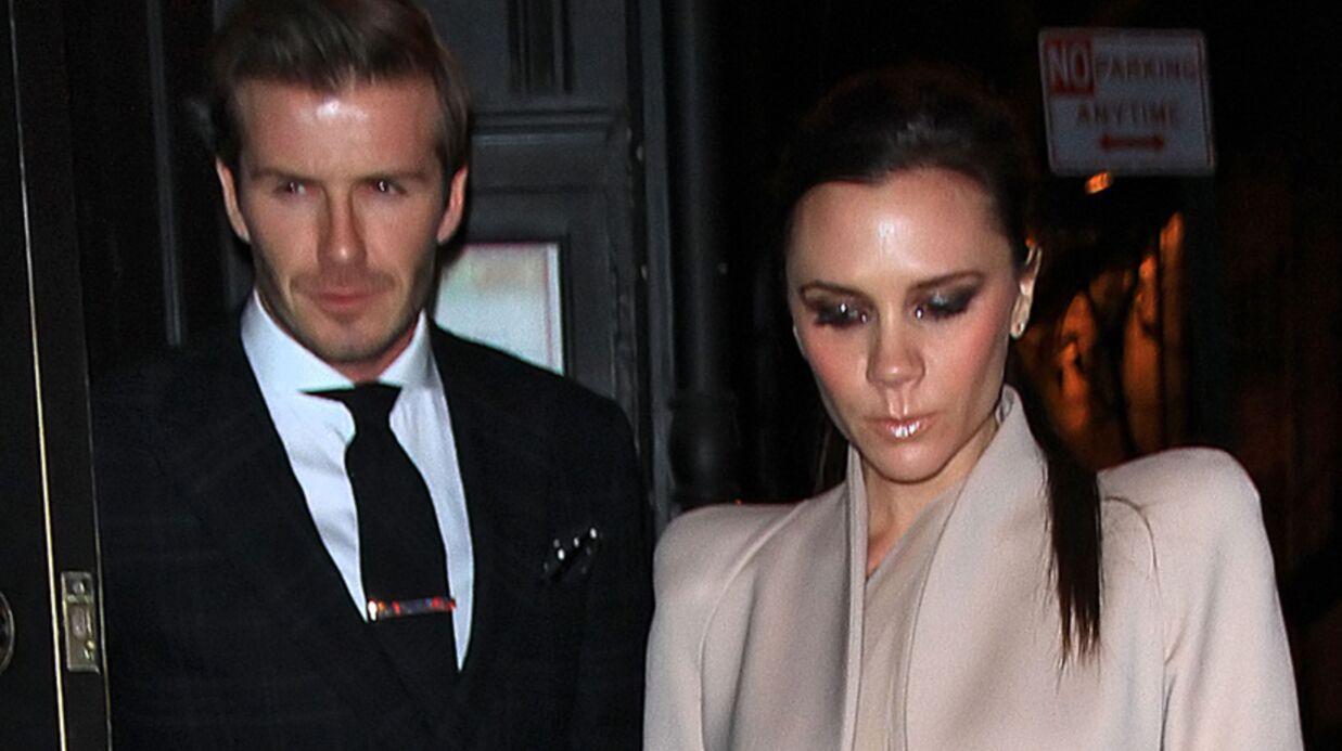 David et Victoria Beckham s'éclatent avec Marc Anthony