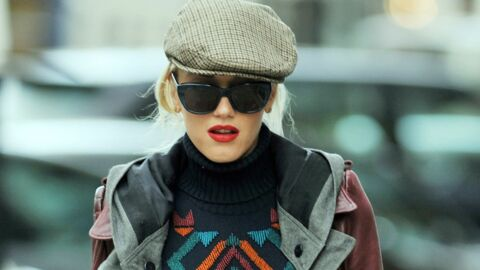 LOOK Gwen Stefani, une it girl à Londres
