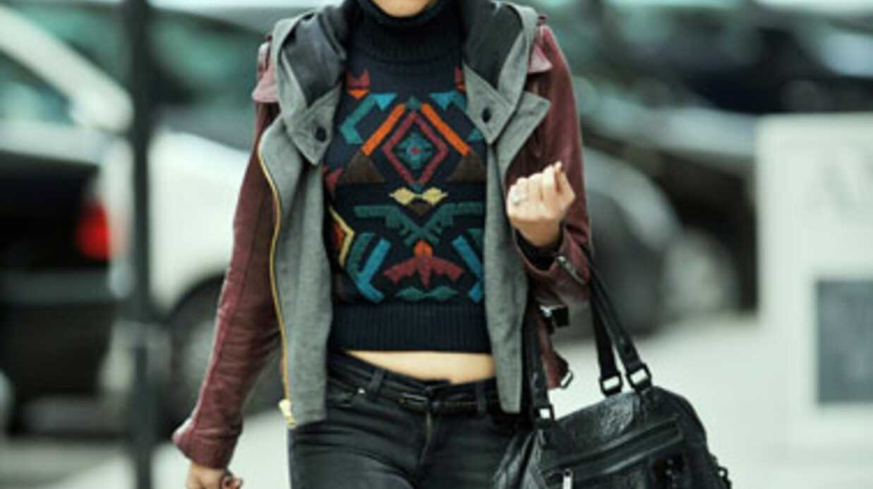 LOOK Gwen Stefani, une it girl à Londres